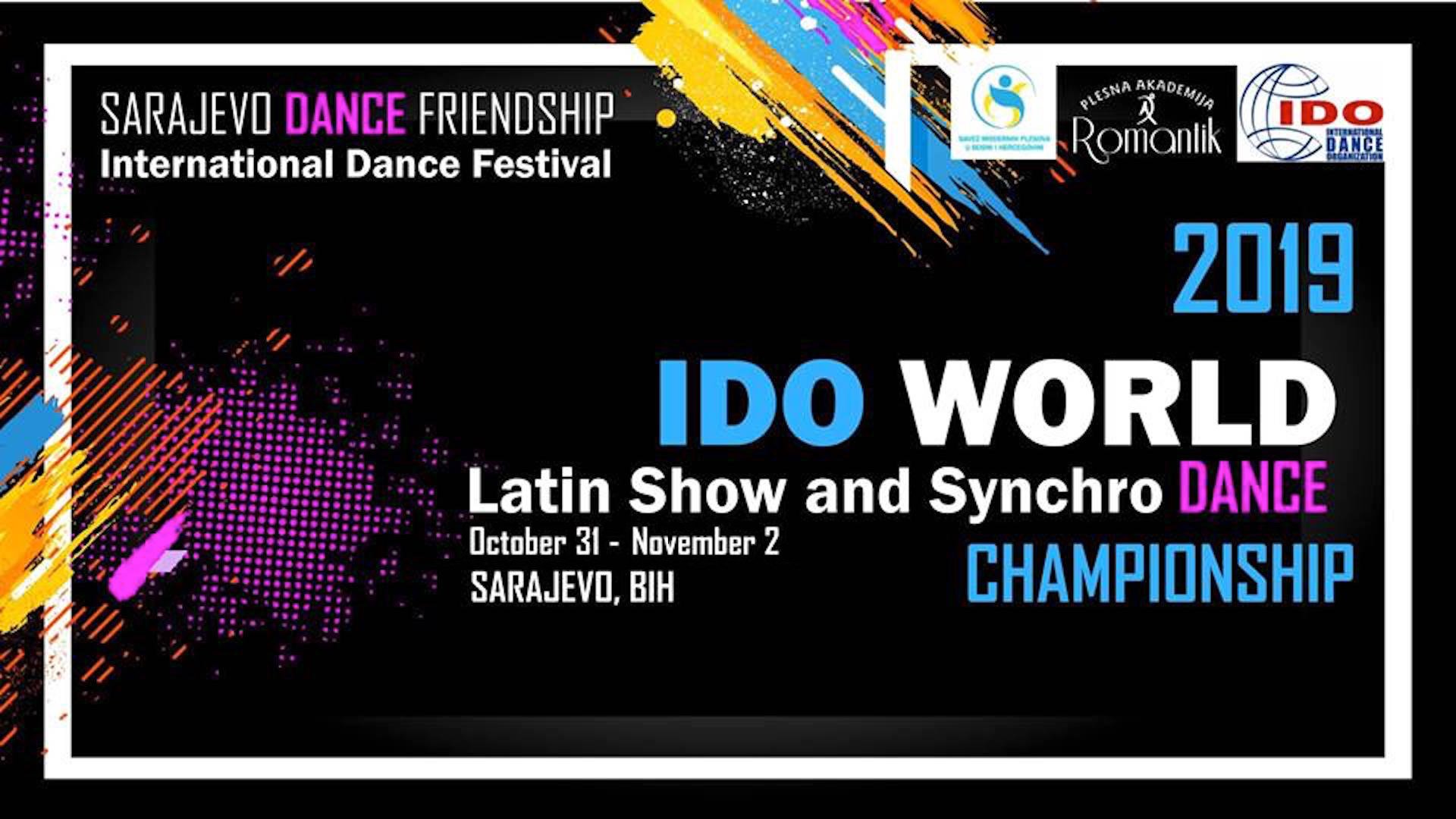 IDO World Latin Show and Sinchro Dance Championship